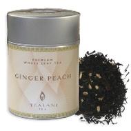 Ginger Peach from Tealani Tea