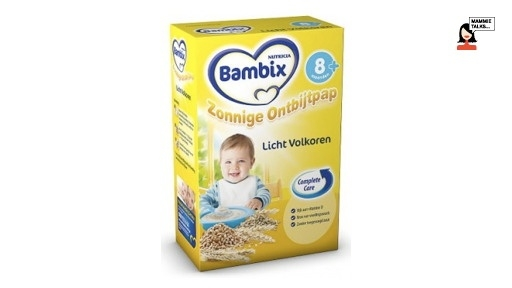Bambix Zonnige ontbijtpap 8+