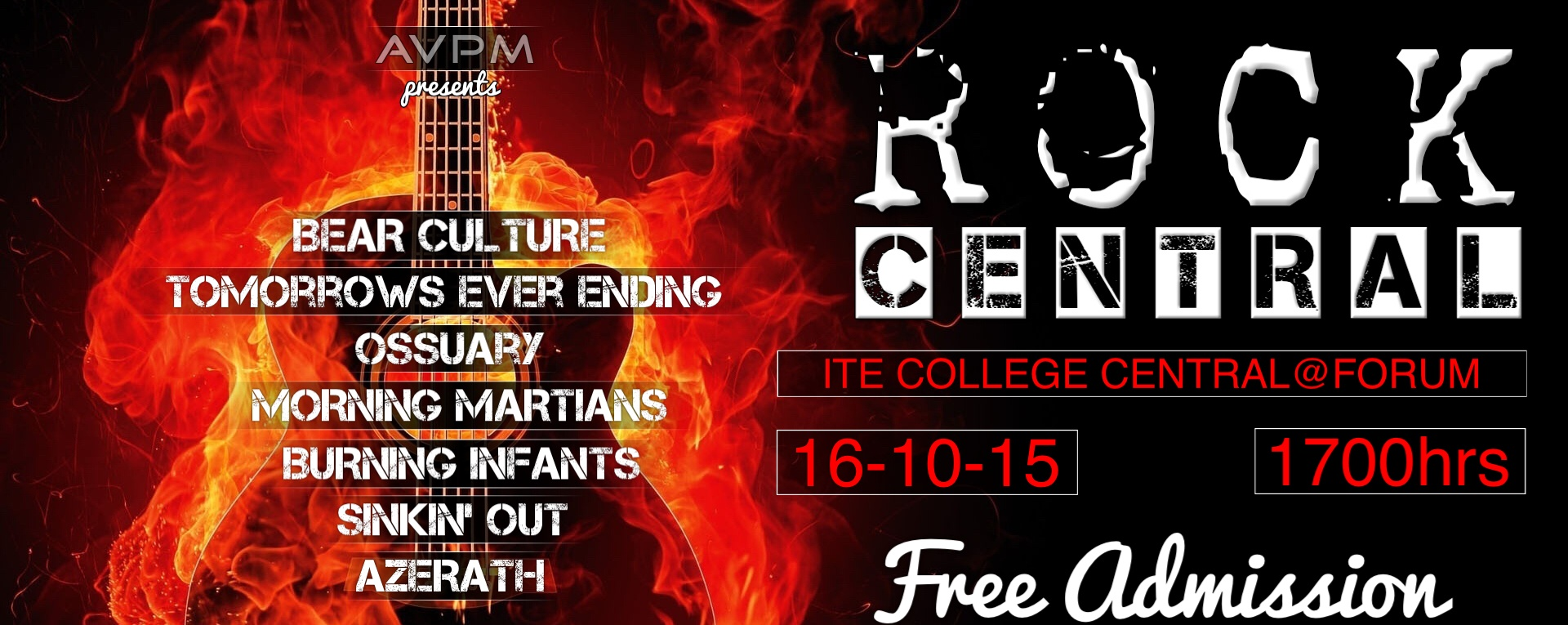 Rock Central 15