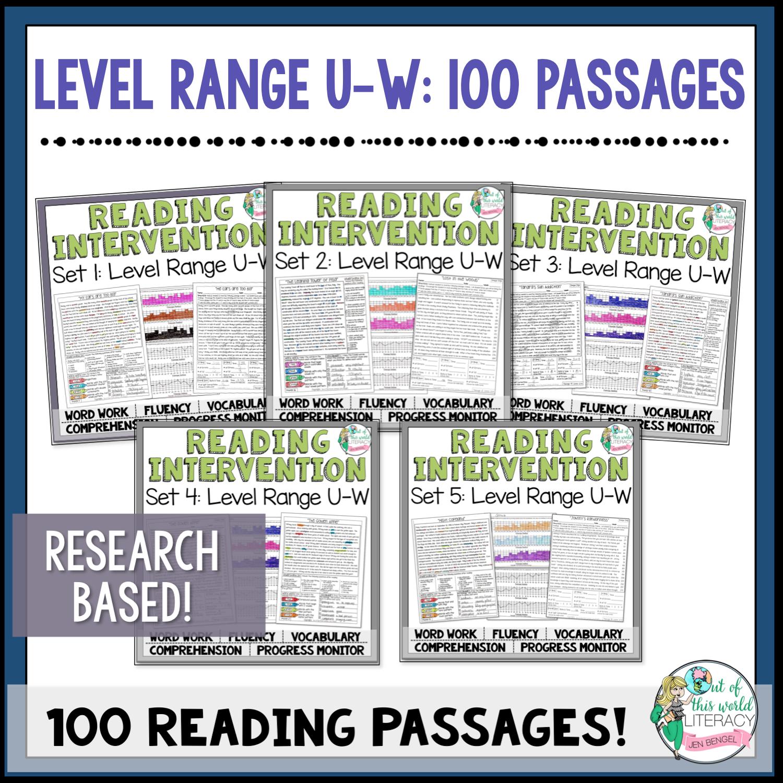 Reading intervention program sets u w jen bengel geenschuldenfo Choice Image