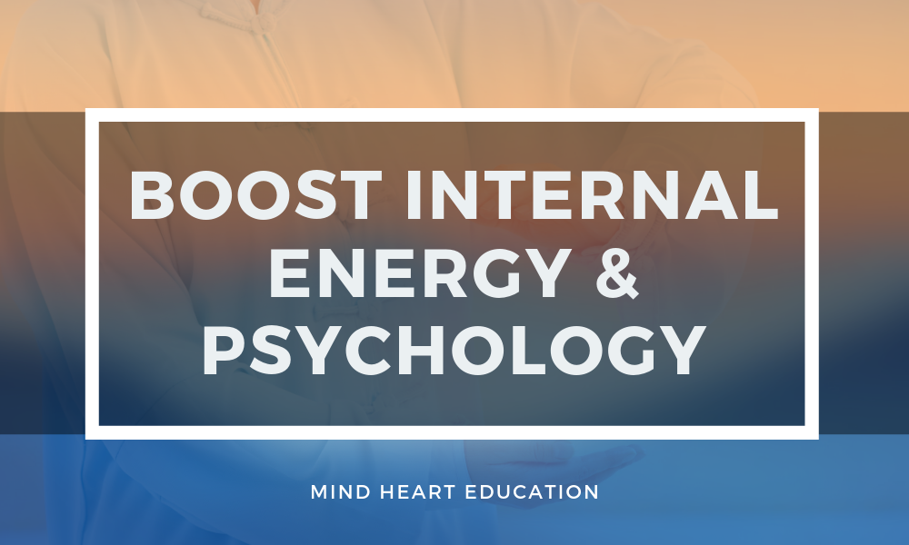 How To Increase Internal Energy And Boost Psychology
