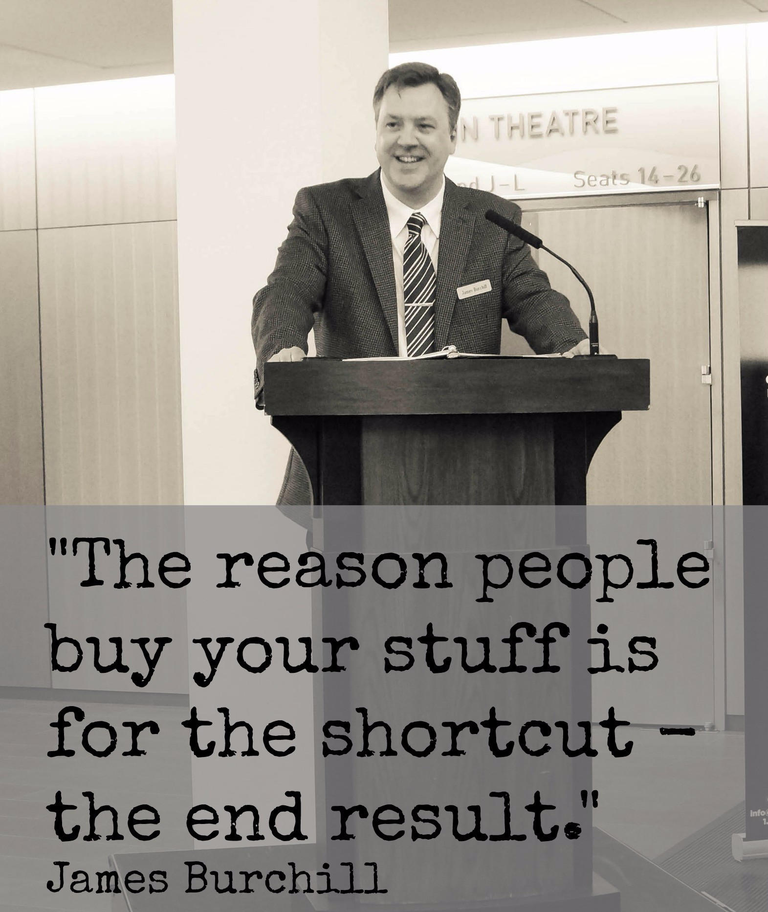 The Reason Why People Buy Your Stuff