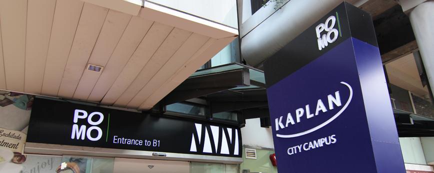 Kaplan City Campus @ PoMo