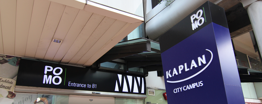 Kaplan City Campus @ PoMo