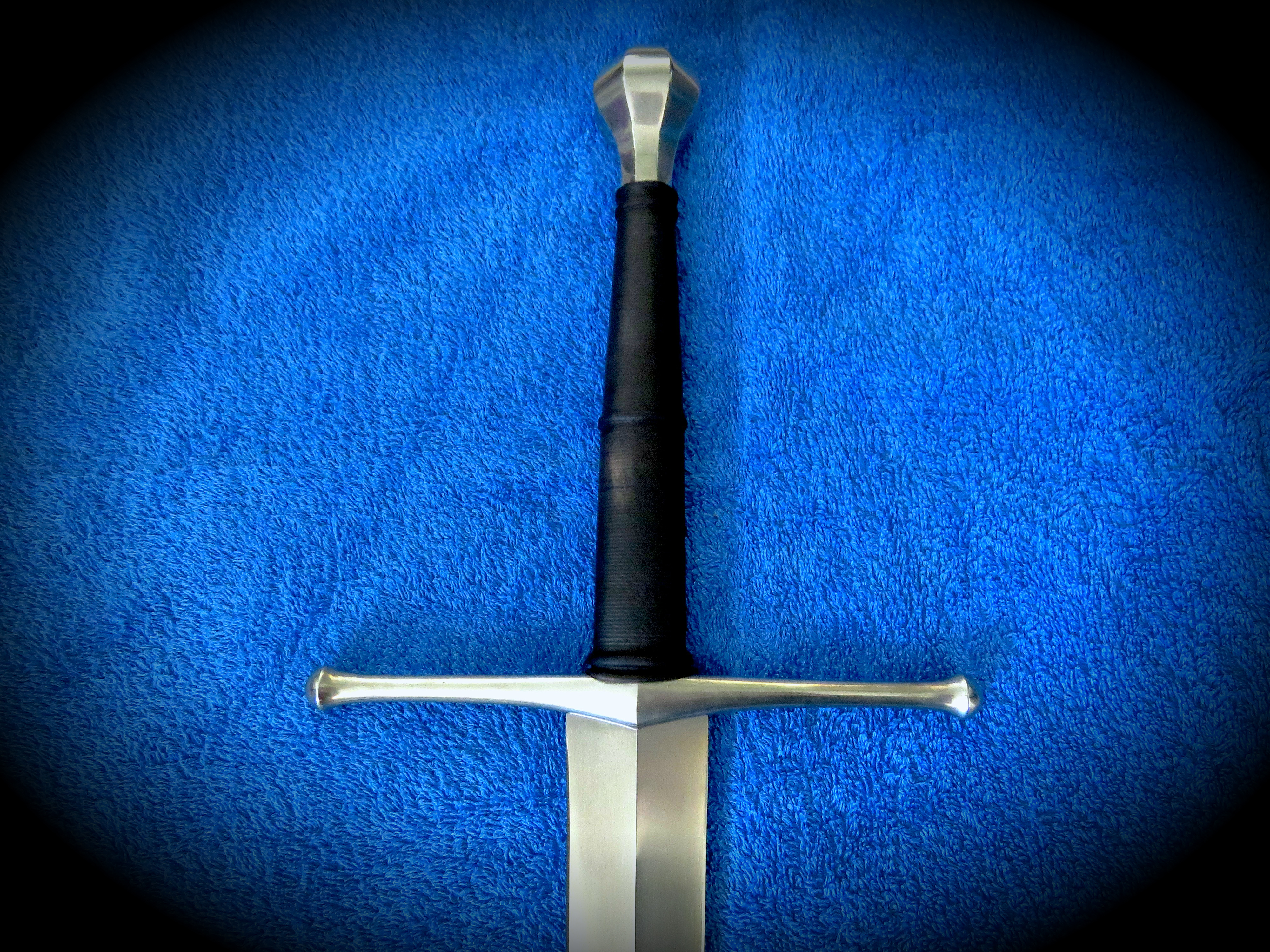 Albion Talhoffer sword, used for training HEMA