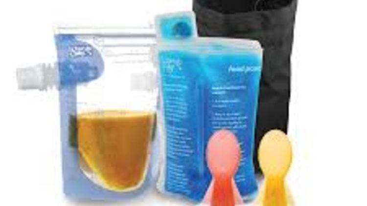 Cherub Baby Fresh Food Feeding Kit