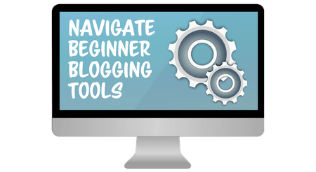 beginner blogging tools
