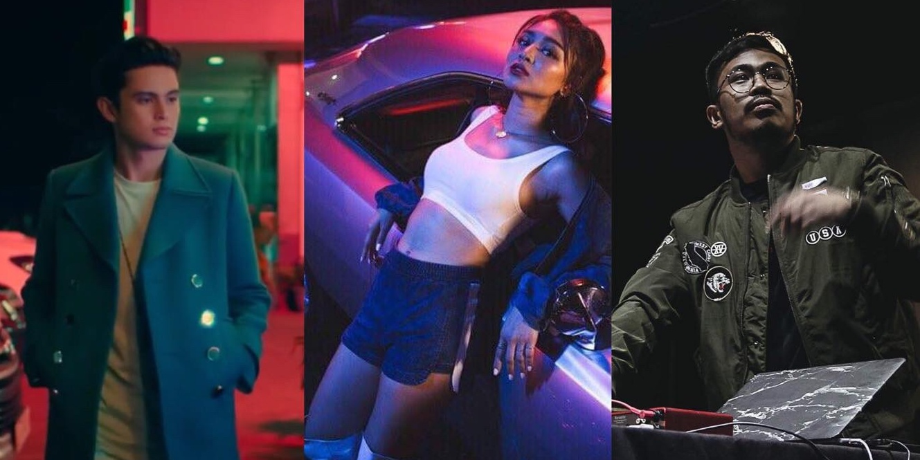 Nadine Lustre enlists James Reid and CRWN for new single, St4y Up – listen