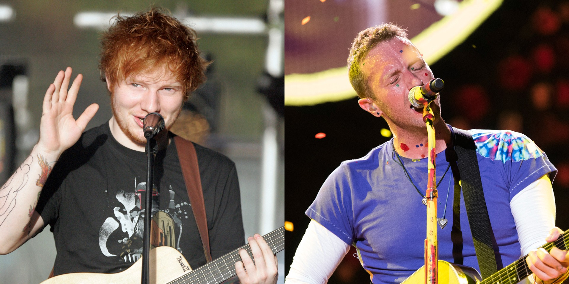 Woman arrested for scams related to Ed Sheeran and Coldplay tickets