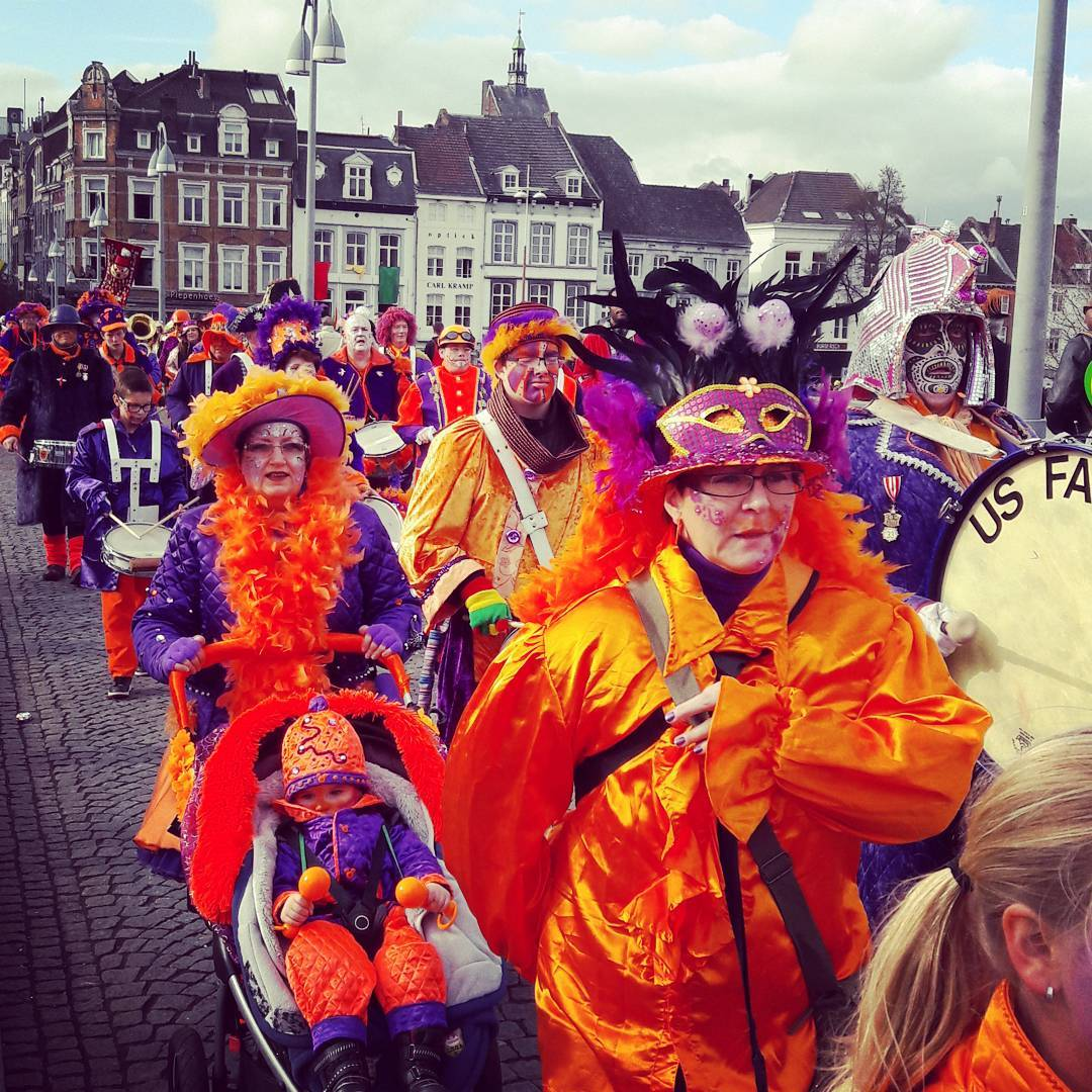 CARNIVAL AT MAASTRICHT
