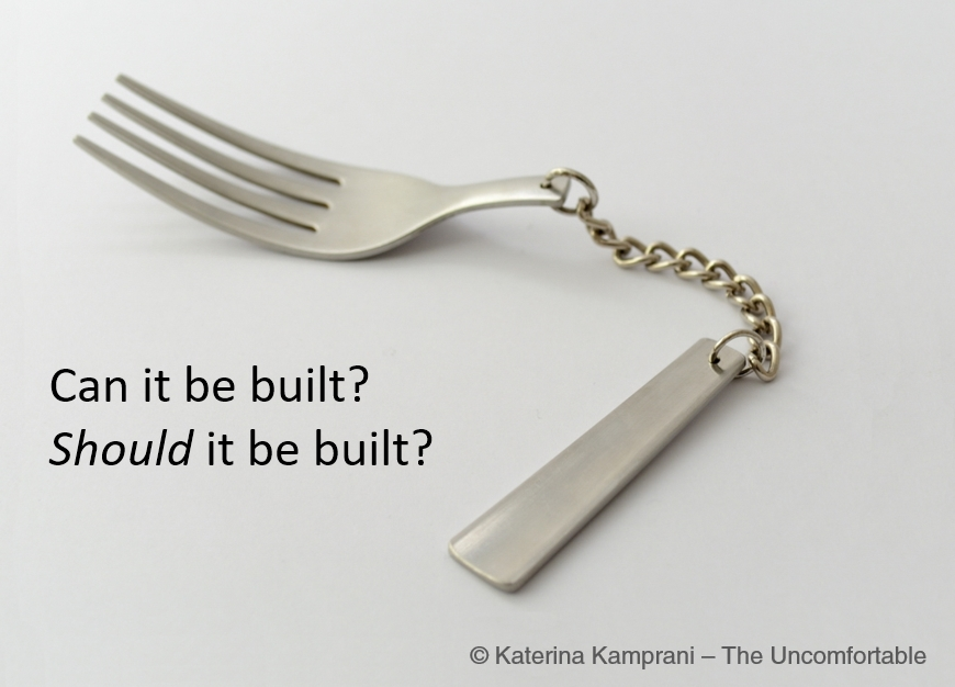 Should it be built - chain fork image