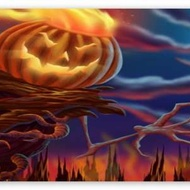 The Pumpkin Monster from Custom-Adagio Teas