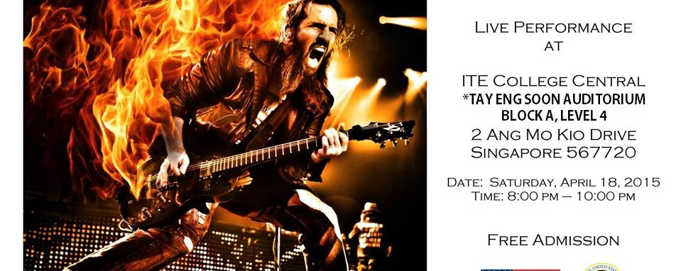 Ron 'Bumblefoot' Thal Live Performance