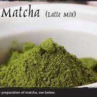 Cinnamon Matcha from Shanti Tea