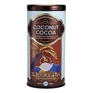 Coconut Cocoa from The Republic of Tea