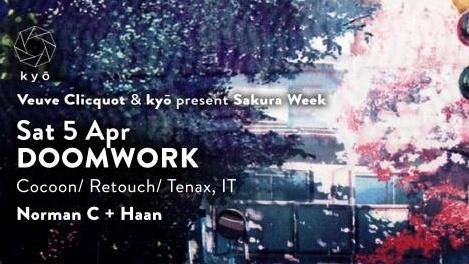 Veuve Clicquot & Kyo present Sakura Week feat. DOOMWORK