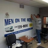 Men on the Move  image