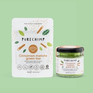 Cinnamon Matcha Green Tea from Purechimp