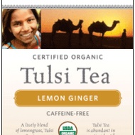 Tulsi Lemon Ginger from Organic India