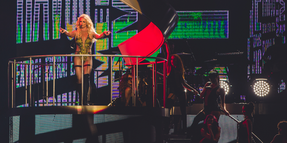 Britney Spears Live in Manila according to Filipino fans