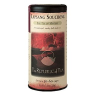 Lapsang Souchong from The Republic of Tea