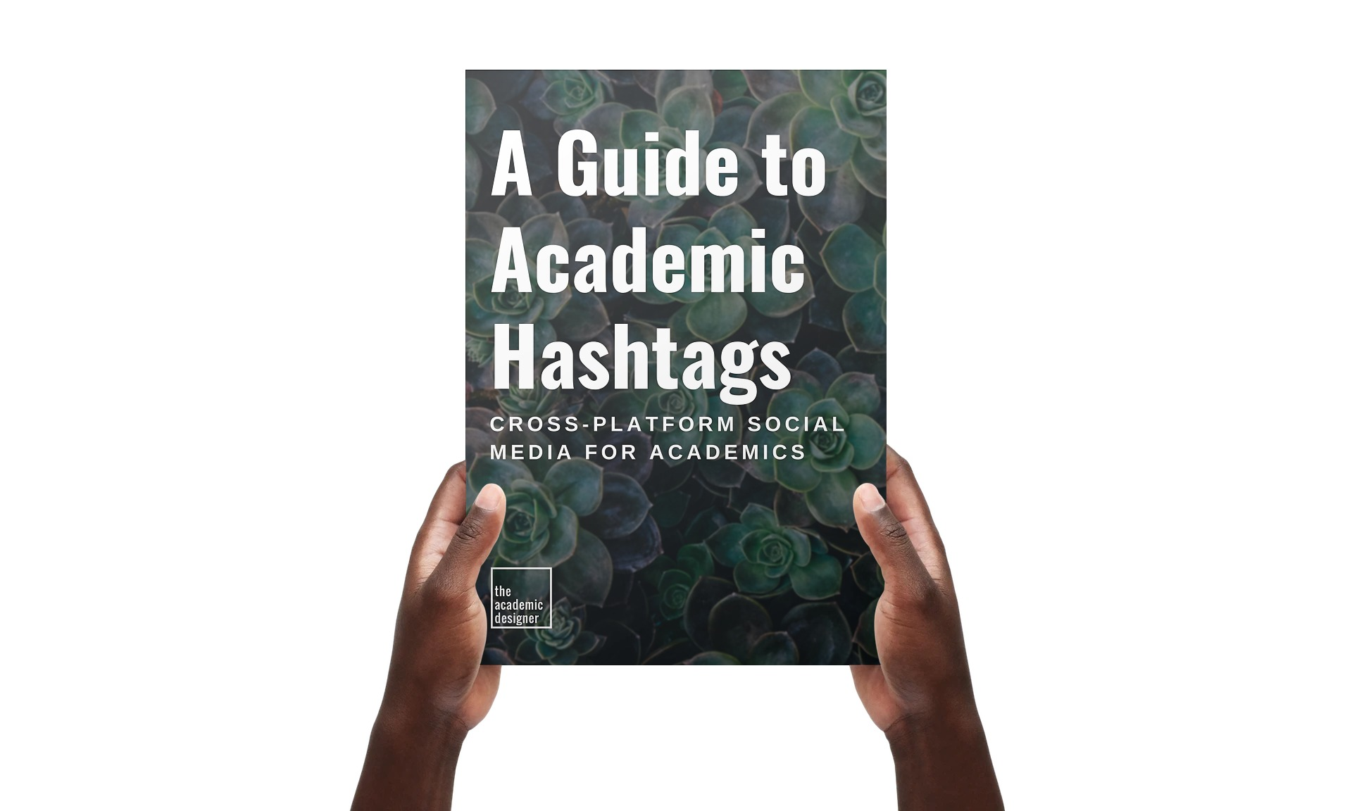 A guide to academic hashtags