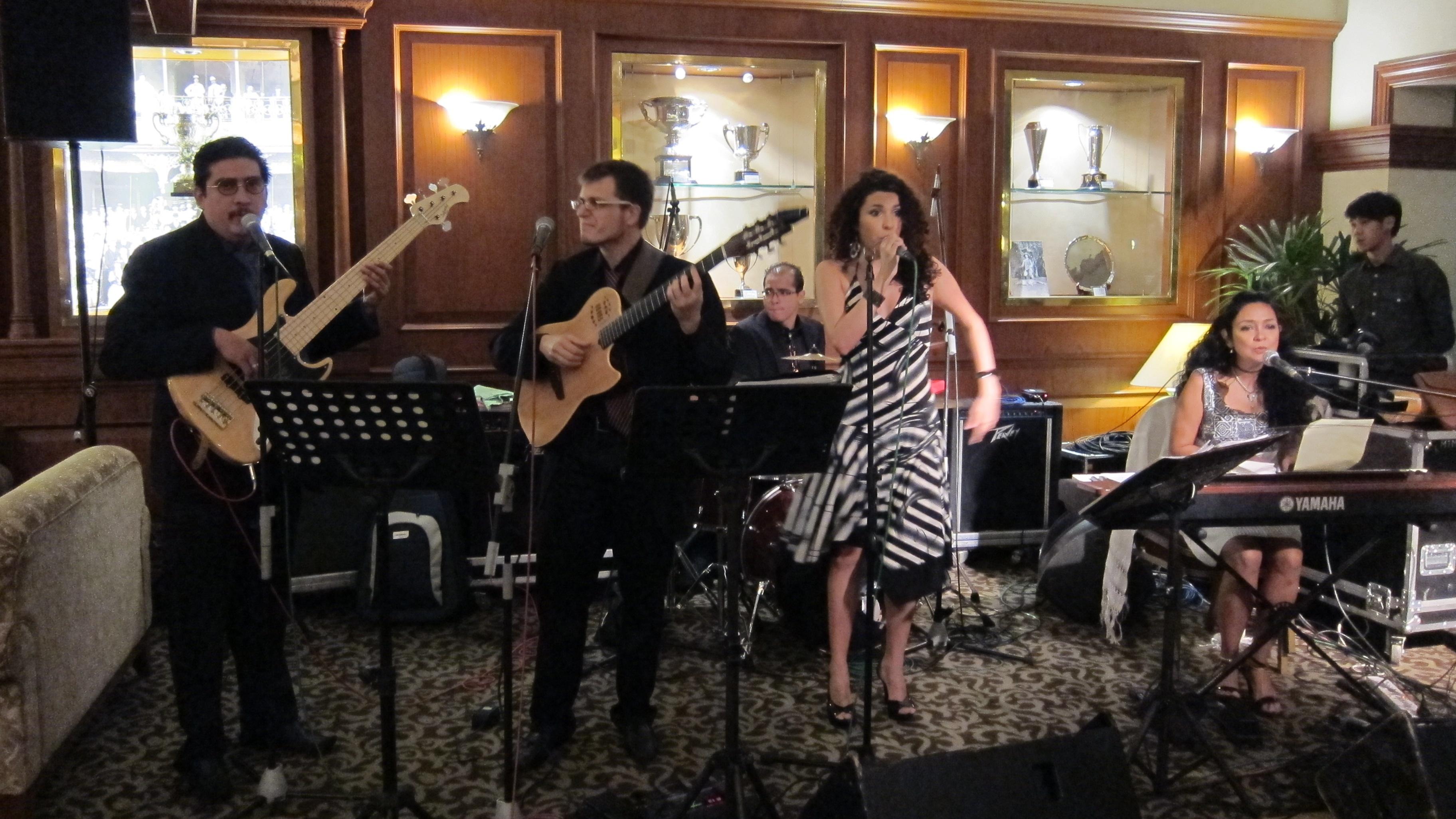 Latin & Salsa Nights with Ireson & friends