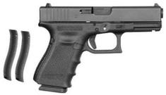 Glock Glock 19 9mm Gen 4 15+1 3 mags GloPro NS