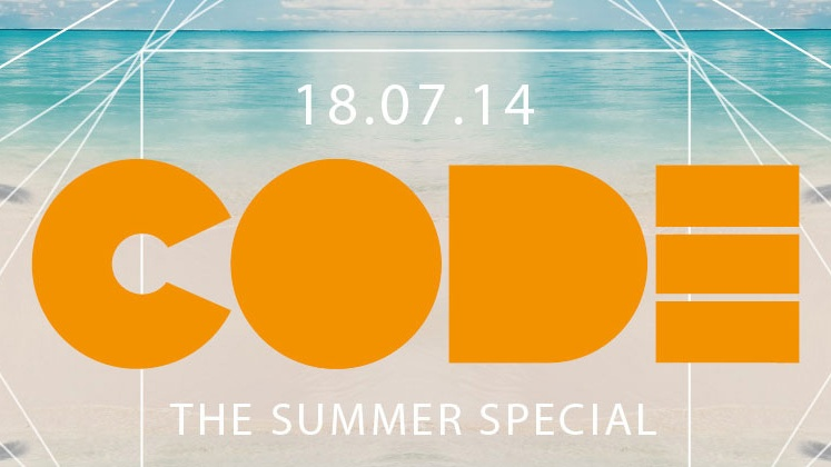 CODE: THE SUMMER SPECIAL with HONG & MATTHEW
