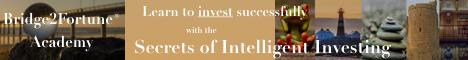 Secret of Intelligent Investing