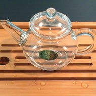 Small Glass Pot from Mandala Tea