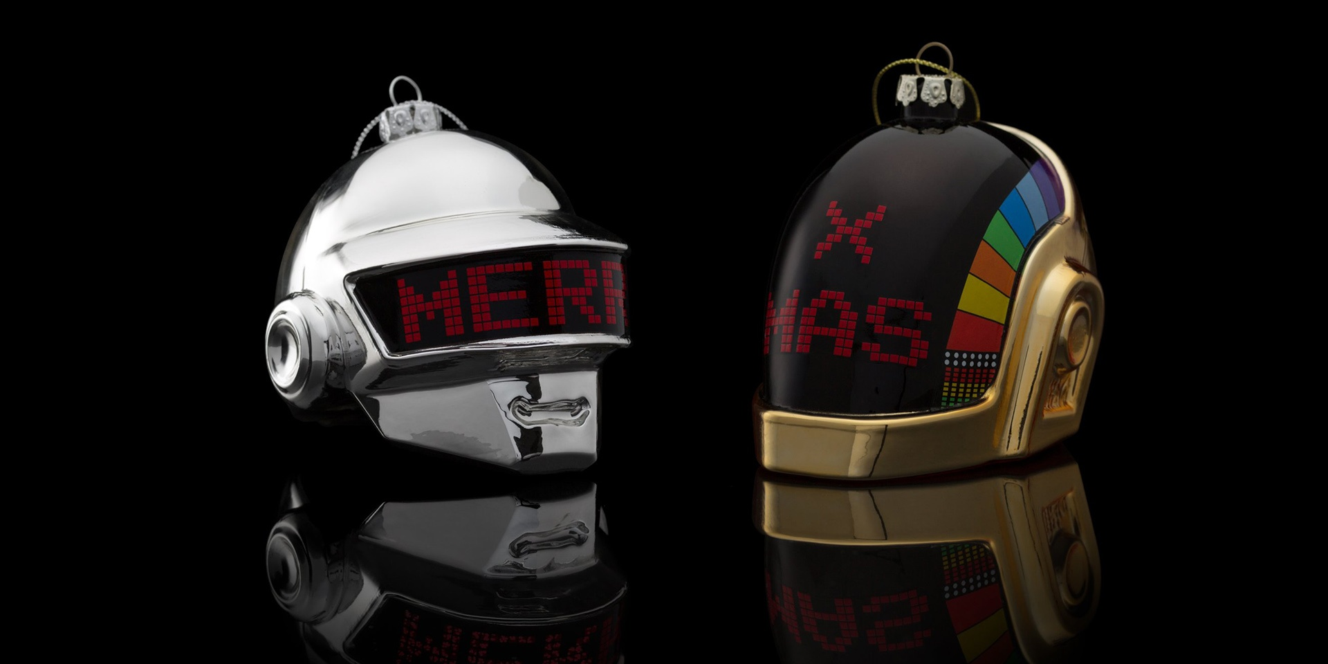 You'll want Daft Punk's holiday merch collection for Christmas