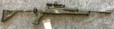 "Ruger Mini 14 Ranch Rifle 223 Rem 18"" Camo"
