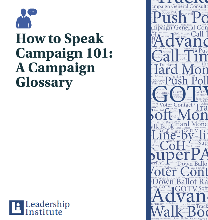 How to Speak Campaign 101