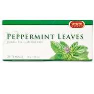 Peppermint Leaves from 3-Crown