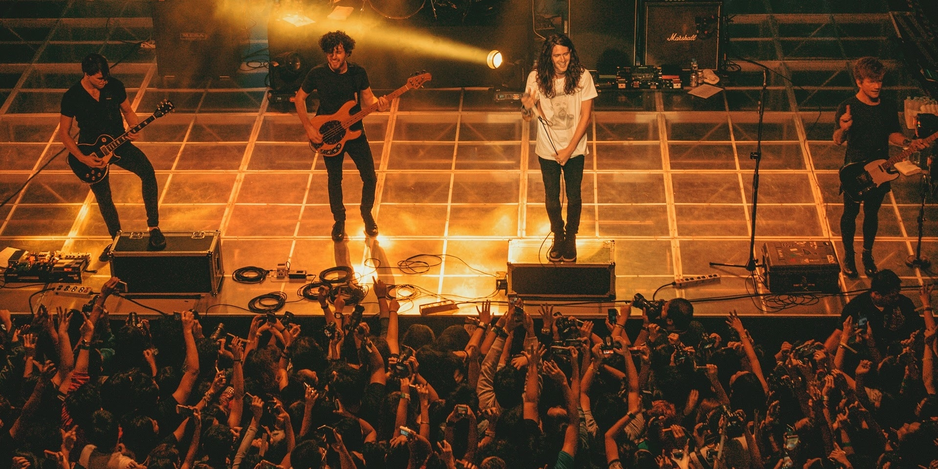 Mayday Parade braces Manila with cheers and tears for their sold out show