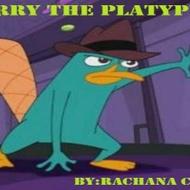 Perry the Platypus from Adagio Teas Custom Blends
