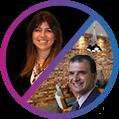 Marly Monteiro e Daniel Amaral