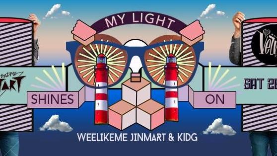 POPTART: MY LIGHT SHINES ON