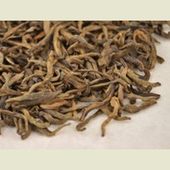 """Five Years Aged """"Menghai Golden Puerh"""" of Bulang Mountain from Yunnan Sourcing US"""