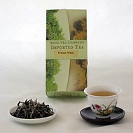 Tribute White Tea (2012 Vintage) from Bana Tea Company