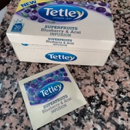Superfuits Blueberry & Açai from Tetley