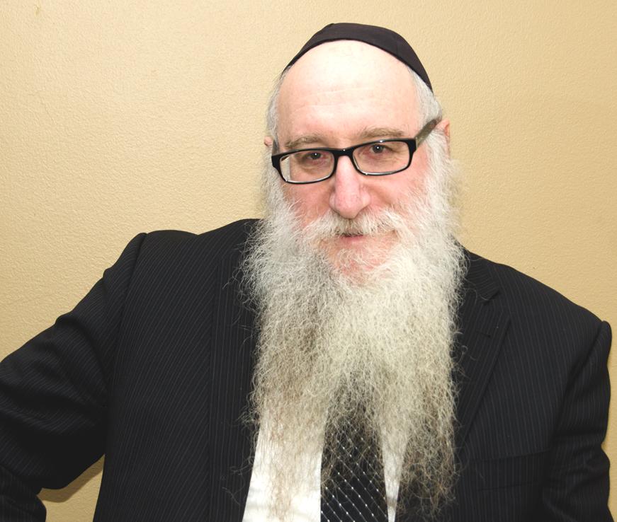 Rabbi Moshe Miller