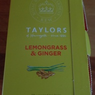 lemongrass & ginger from Taylors of Harrogate