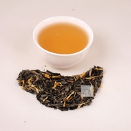 Apricot Green Decaf from The Tea Smith