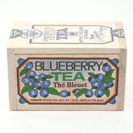Blueberry Ceylon Tea from Metropolitan Tea Company