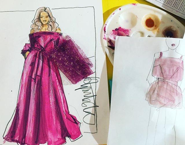 Freedom Fashion Fashionillustrationtribe