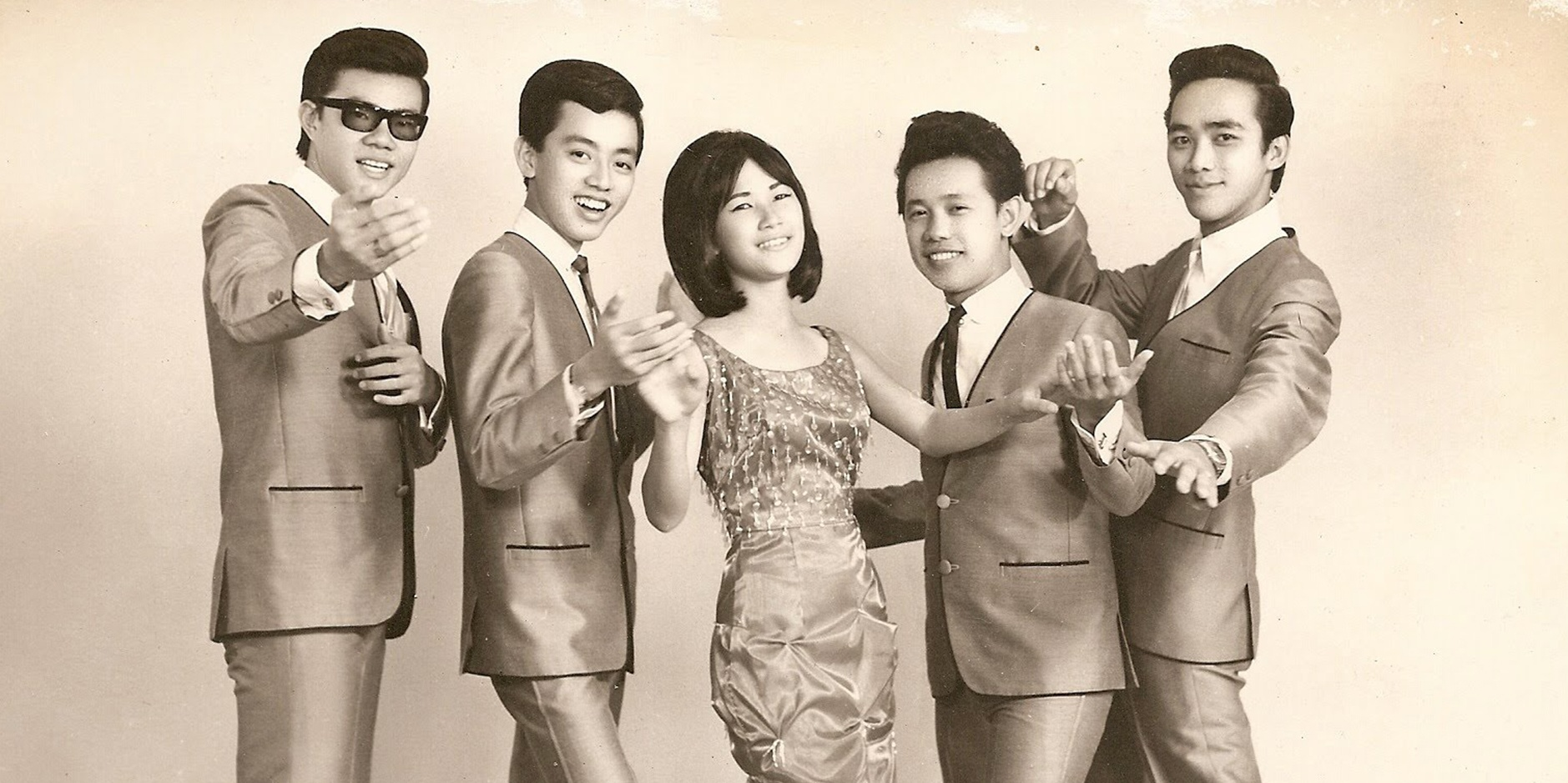 Singapore 60s music gets a revival in a big way