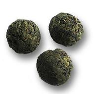 Dragon Balls (Long Qui) from Silk Road Teas