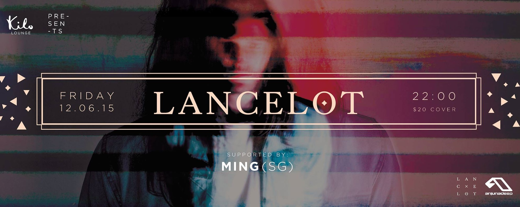 Kilo Lounge presents Lancelot